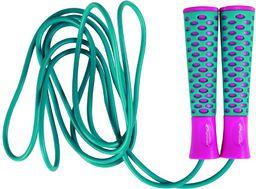 Spokey Skakanka Candy Rope niebiesko-różowa r. uniwersalny (838538)