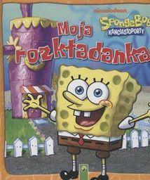Moja rozkładanka. Sponge Bob Kanciastoporty - 143132