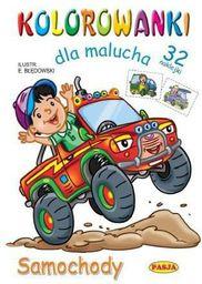 Kolorowanki dla malucha - Samochody - 161312