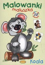 Malowanki maluszka - Koala PASJA - 81782