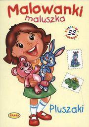 Malowanki maluszka - Pluszaki PASJA - 81788