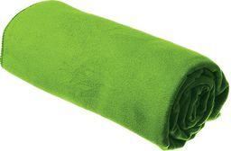 SEA TO SUMMIT Ręcznik DryLite limonkowy r.XL (ADRYA)