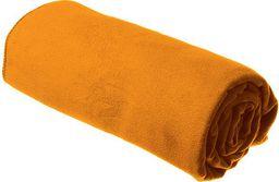 SEA TO SUMMIT Ręcznik DryLite Towel pomarańczowy 60x120 cm (ADRYA/OR/L)