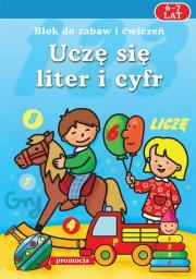 Uczę się liter i cyfr 6-7 lat w.2011 SIEDMIORÓG - 75381
