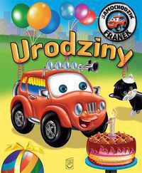 Samochodzik Franek. Urodziny (92686)
