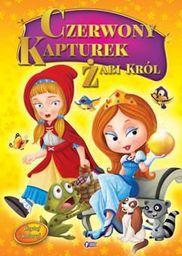 Fenix Czytaj i koloruj - Czerwony Kapturek / Żabi król - 126032