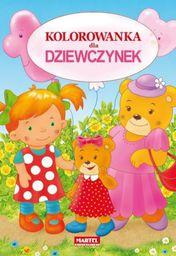 Kolorowanka dla dziewczynek - 141717
