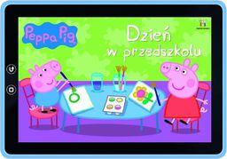 Świnka Peppa - Książeczki Bajeczki - Dzień w przedszkolu