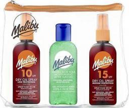 Malibu Sun Travel Kit Zestaw dla kobiet