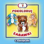 Pokoloruj - zabawki - 32969