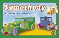 Skrzat Samochody - naklejki 1 - 24593