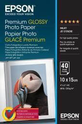 Epson Papier fotograficzny do drukarki A6 (C13S042153)