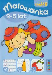 Malowanka 3-5 lat cz. 2