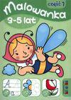 Malowanka 3-5 lat cz. 1