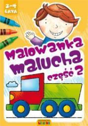 Malowanka malucha część 2 - 104313