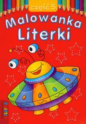 Malowanka - Literki cz. 5