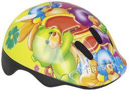 Spokey Kask ochronny dziecięcy Funny Bike Bears r. 49-56