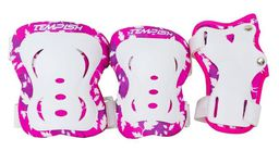 TEMPISH Ochraniacze 3-częściowe FID kids różowy M