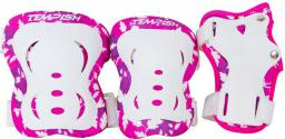 TEMPISH Ochraniacze 3-częściowe FID kids różowy XS