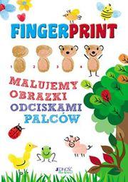 Jedność Malujemy obrazki odciskami palców. Fingerprint - 201452