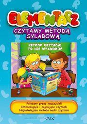 Elementarz czytanie metodą sylabową (71358)