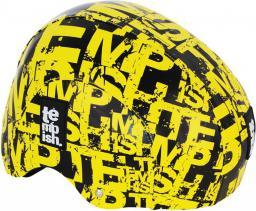 TEMPISH Kask Crack C żółty L