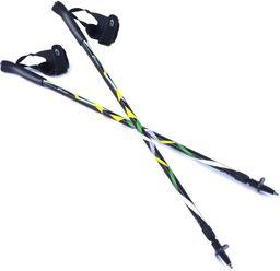 Spokey Kije Nordic Walking Zigzag Anti-Shock 105-140 cm (837212)