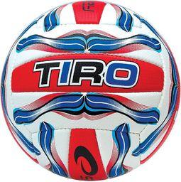 Spokey Piłka do siatkówki Tiro II 5 niebiesko-czerwono-biały (834036)