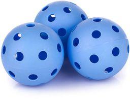 Spokey Piłeczki do unihokeja Turn niebieski (85650)