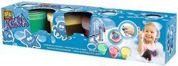 SES Stempelki i farby do kąpieli - 4 x 120 ml - 238209