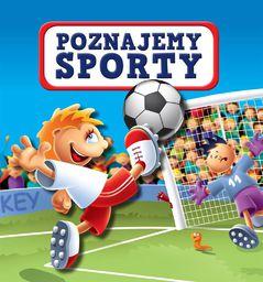 Poznajemy sporty - 153070