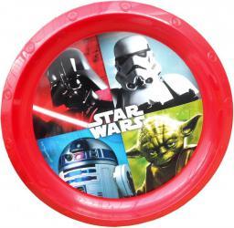 Euroswan Talerz plastikowy Star Wars (71425)