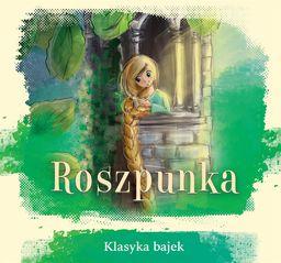 Klasyka bajek. Roszpunka - 224949