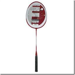 REDOX Zestaw rakiet do badmintona, kolor czerwony (14-1-013)