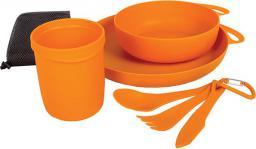 SEA TO SUMMIT Zestaw kempingowy Delta Camp Set pomarańczowy (ADSET/OR/UNI)