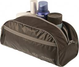 SEA TO SUMMIT Kosmetyczka Toiletry Bag Czarna L (ATLTB/BK/L)