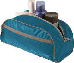SEA TO SUMMIT Kosmetyczka Toiletry Bag Niebieska S (ATLTB/BL/S)