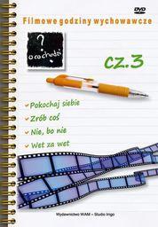 Filmowe godziny wychowawcze cz.3 DVD - 141502