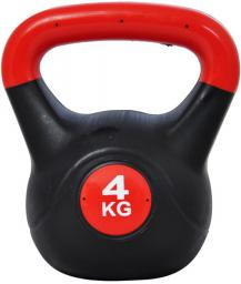 Axer Kettlebell 4 kg czarny (A1193)