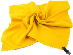 Spokey Ręcznik szybkoschnący Nemo żółty 40x40cm (839562)