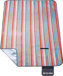 Spokey Spokey PICNIC LAZY DAYS - Koc piknikowy; 180 x 210 cm - 839635