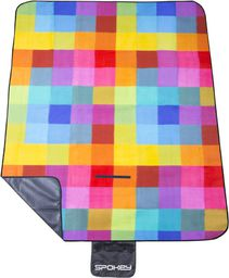 Spokey Spokey PICNIC COLOUR - Koc piknikowy; 130x150 cm - 83017