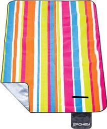 Spokey Spokey PICNIC RAINBOW - Koc piknikowy; 180x210 cm - 831332