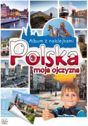 Aksjomat Album z naklejkami. Polska moja ojczyzna (207447)