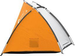 Spokey Namiot plażowy Cloud II 220x120x95cm pomarańczowy (835708)
