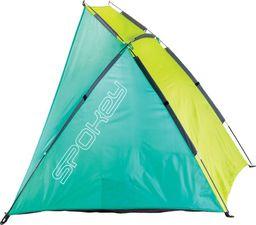 Spokey Namiot plażowy Cloud II 220x120x95cm zielony (839621)