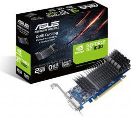 Karta graficzna Asus GeForce GT 1030 2GB GDDR5 (GT1030-SL-2G-BRK)