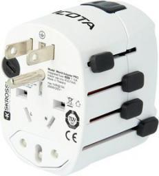 Dicota Adapter zasilania Pro + USB (D31282)