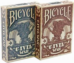 Bicycle Karty Civil War BICYCLE - 240258