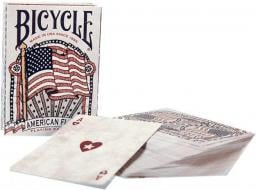 Bicycle Karty American Flag Bicycle
